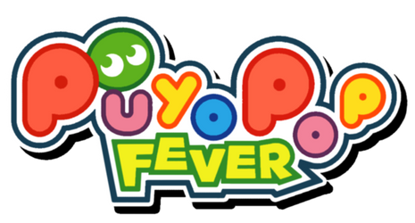 Puyo Pop Fever Logo - Transparent by JuCstin