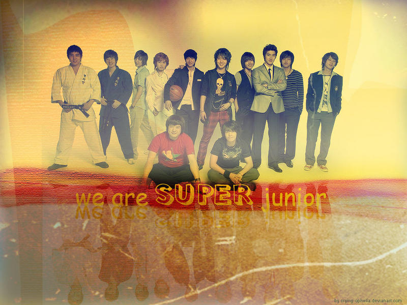 We are Super Junior by crying-ophelia