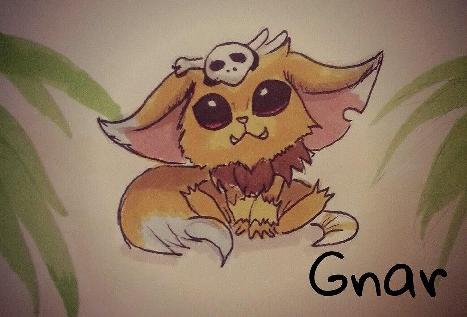 Gnar by LittlePandaOror on DeviantArt