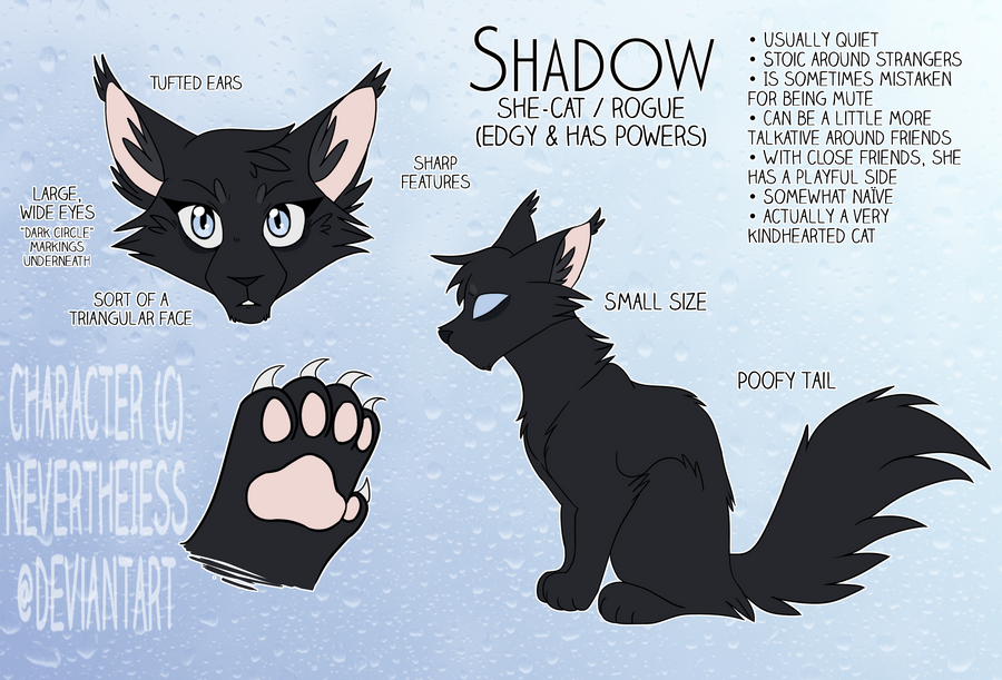 Shadow by Lupphire