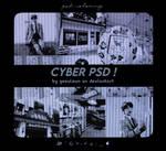 ## CYBER PSD !! // by geeuleun (1)