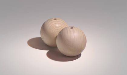 Balls by oakenvial