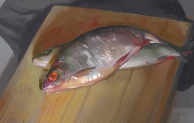 Fishy fish by oakenvial