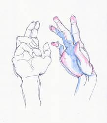 Hands 1 by oakenvial