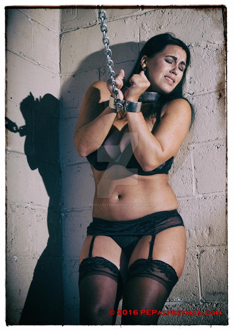 Megan Jones Inescapable Bondage... by PEPalfreyman