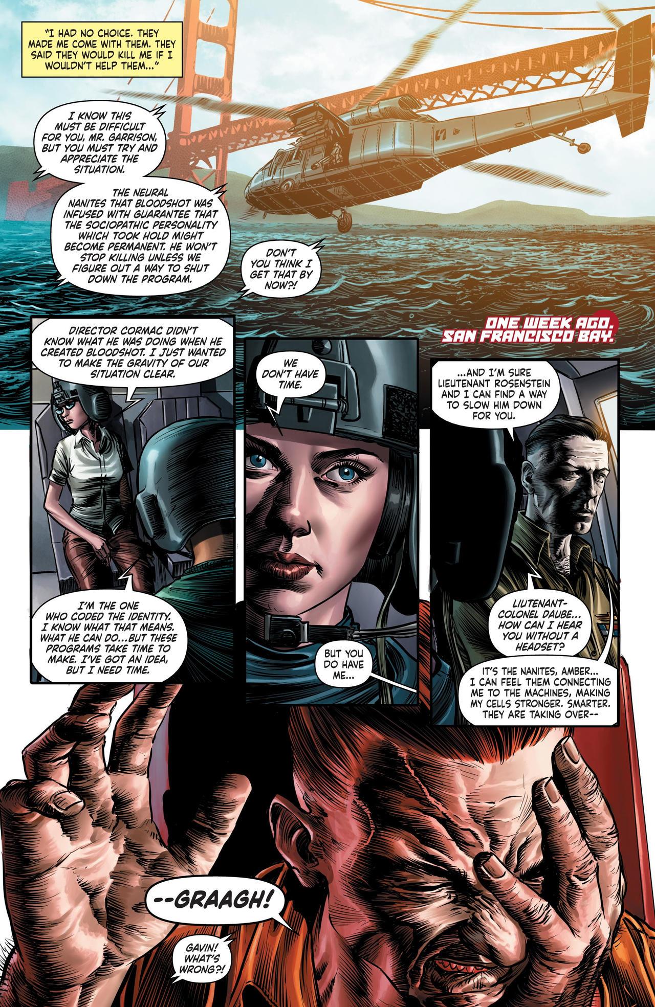 Bloodshot: Rising Spirit #7 Pag 6