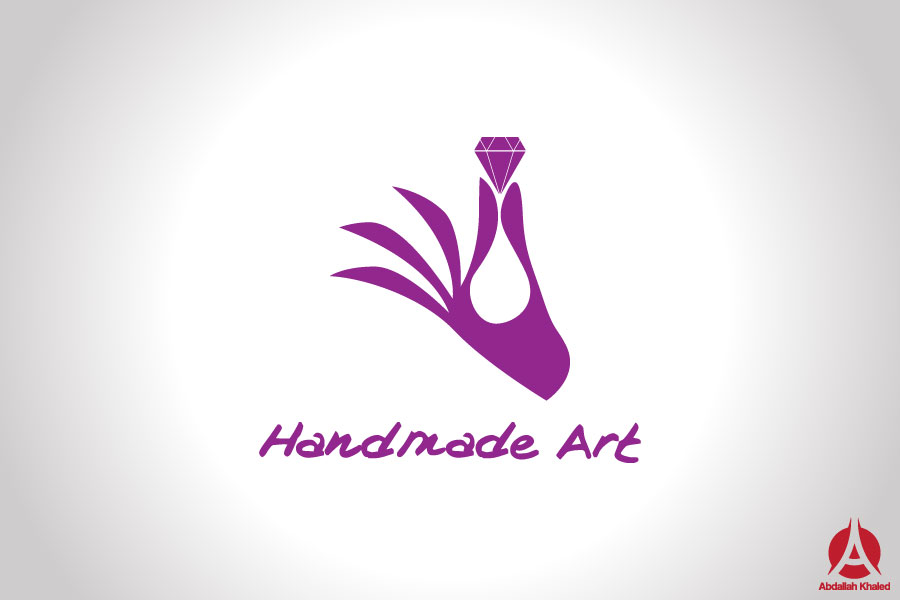 Handmade Art Logo by Abdallah-Khaled on DeviantArt