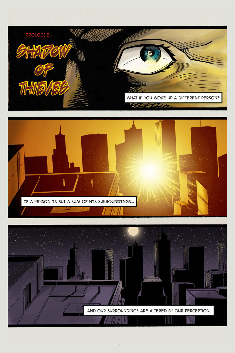 Possessed Page 1. by CLASSIFIED1