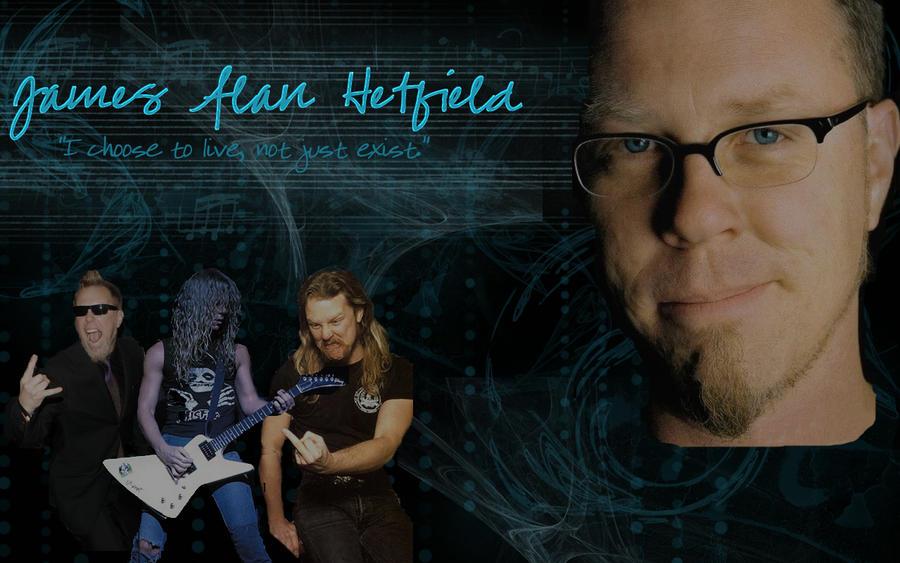 JAMES ALAN HETFIELD