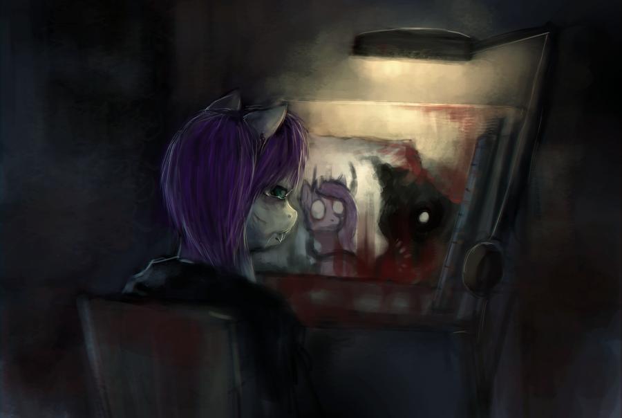 Suicide Pony by miokillerwinx