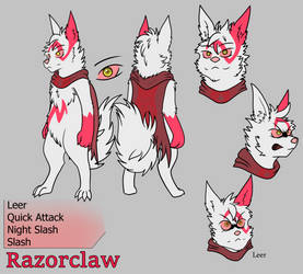 Razorclaw the Zangoose