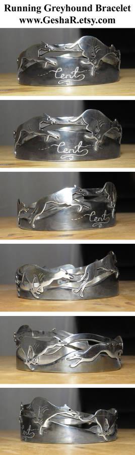 Greyhound Bracelet