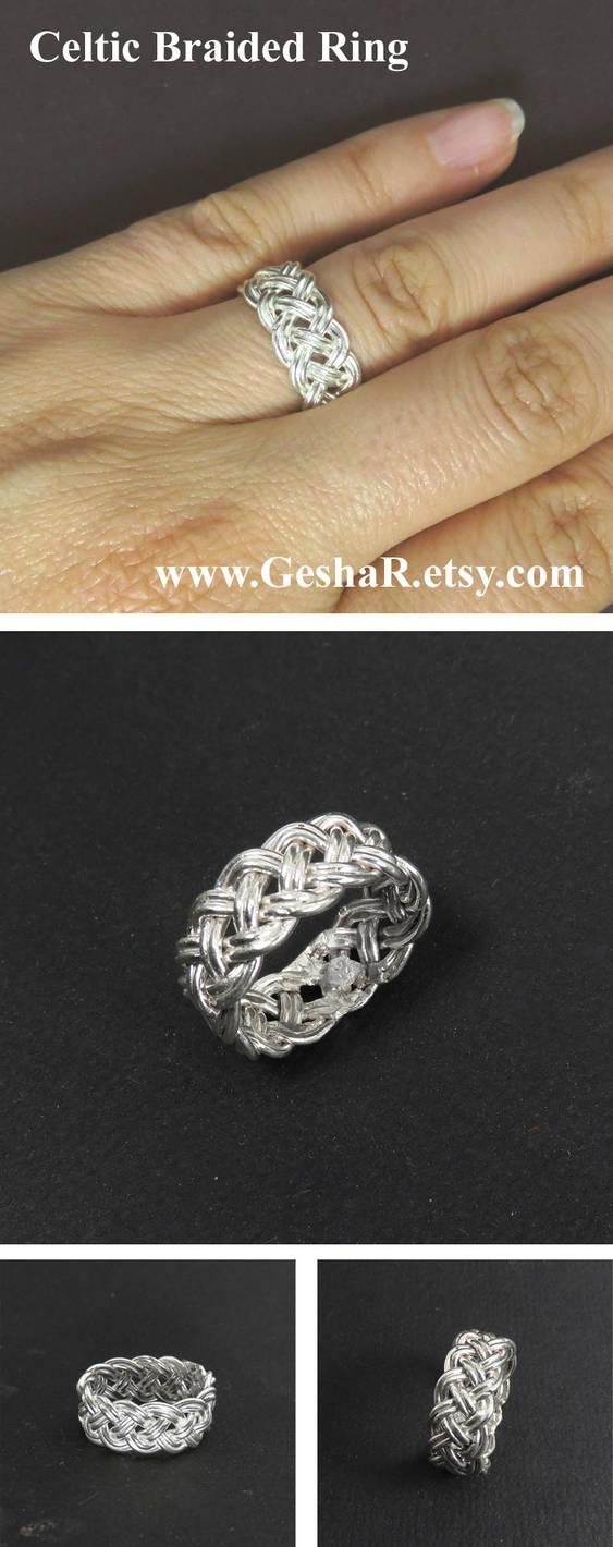 Celtic Brided Ring