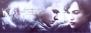 Atonement. Come back, come back to me.