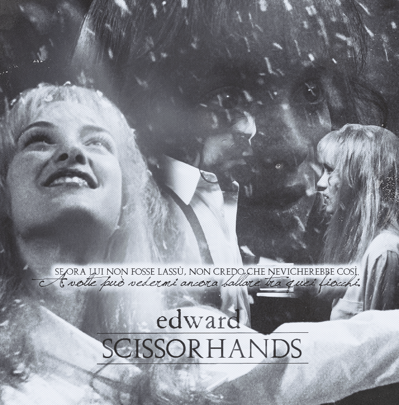 stylistic devices used in edward scissorhands essay Teachwithmoviesorg create lesson plans from 35ƒ0 movies and films - literary devices, expository phase, setting, character development, theme, edward scissorhands.