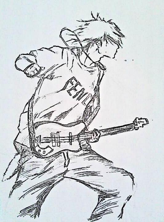 Guitar Boy By Buricka On DeviantArt
