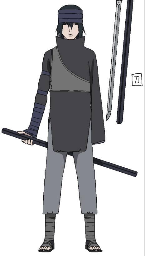 Sasuke Uchiha The Last By Naruke24 On Deviantart