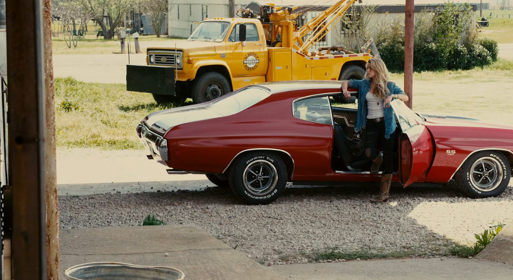 What Car Is Used In The Movie Drive Angry