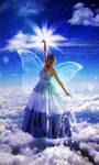 Sky Dancer by LovelyAngelCutie