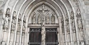 church entry