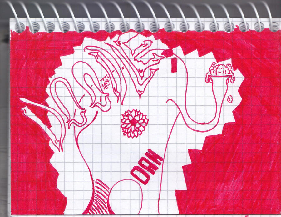 Doodle-Dah by MrPonguy