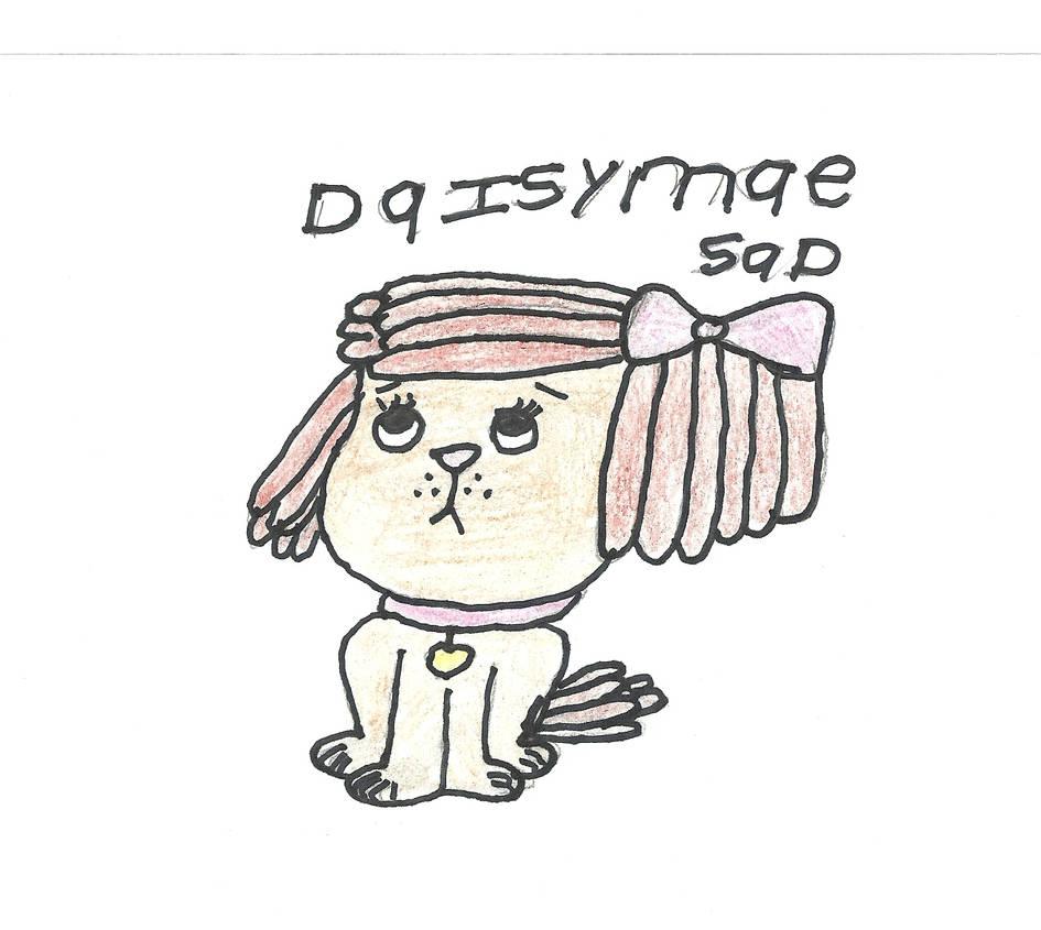 sad daisy mae, by darkc3po