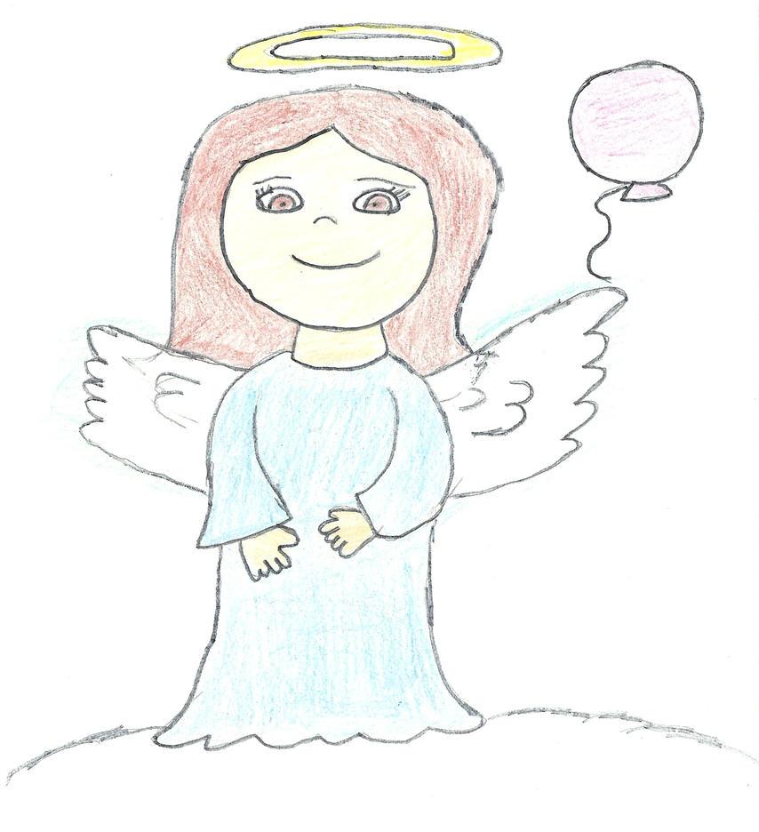 angel by darkc3po
