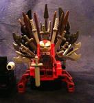 Iron Throne Man