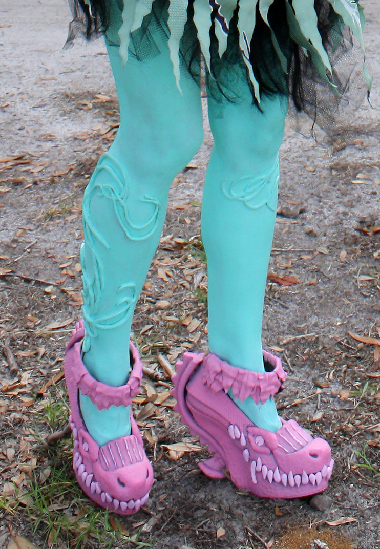 Honey Sw& shoes monster high by cimmerianwillow ... & Honey Swamp shoes monster high by cimmerianwillow on DeviantArt