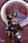 Jade, Shadow Raiders/War Planets. by cimmerianwillow