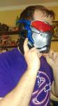 Soldier 76 Overwatch mask