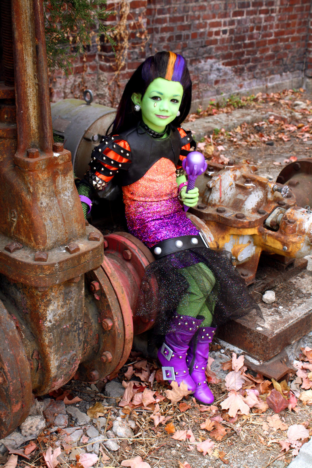 Monster High Cosplay favourites by Huntermoon on DeviantArt