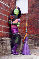 Casta Fierce, Monster High cosplay by cimmerianwillow