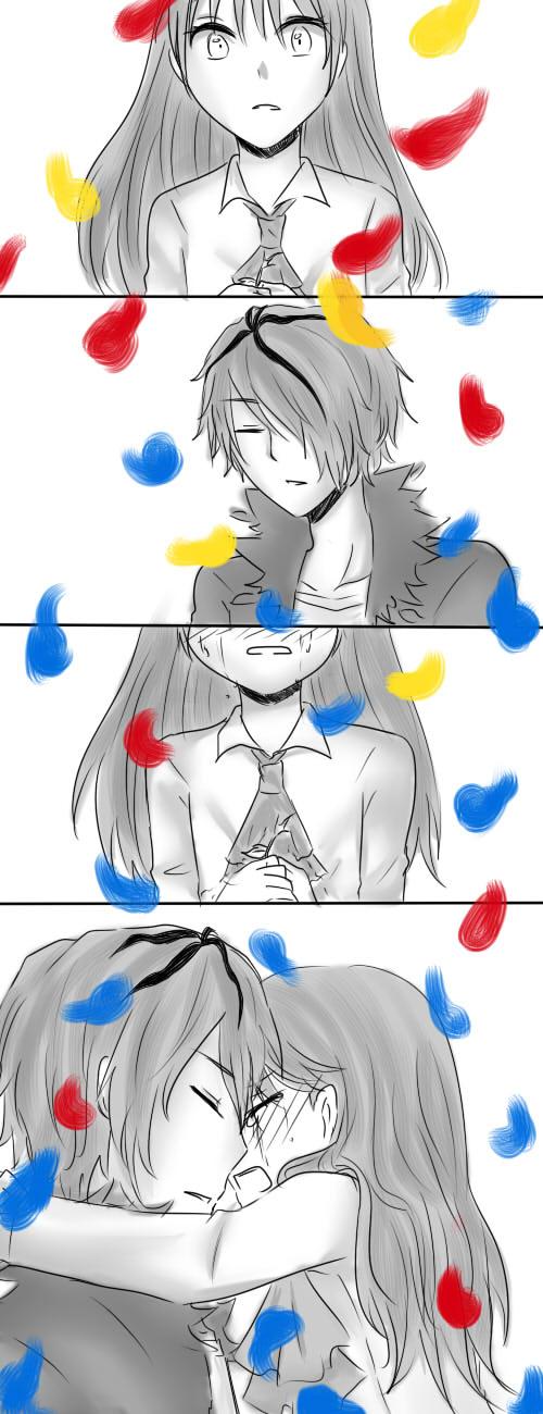 Don't leave me by KatarinaNoNeko
