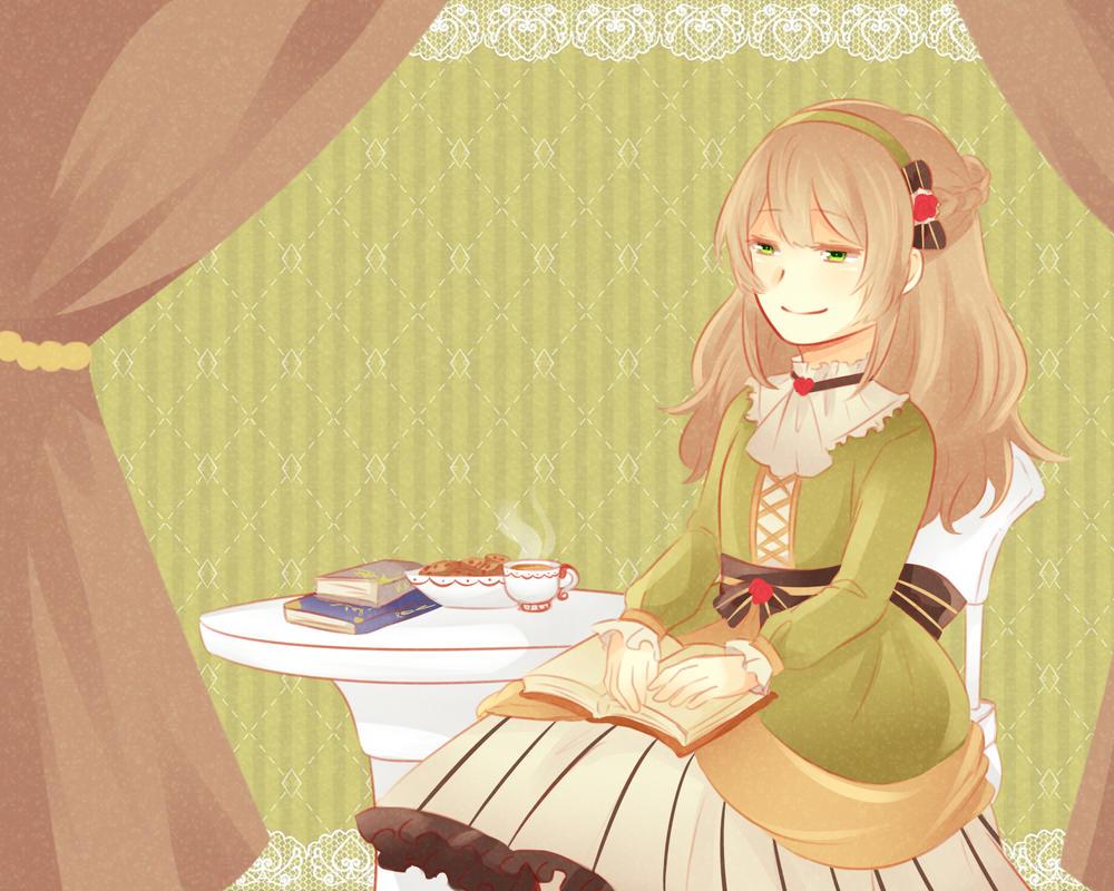 Rosette by KatarinaNoNeko