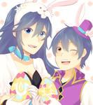 bunny siblings
