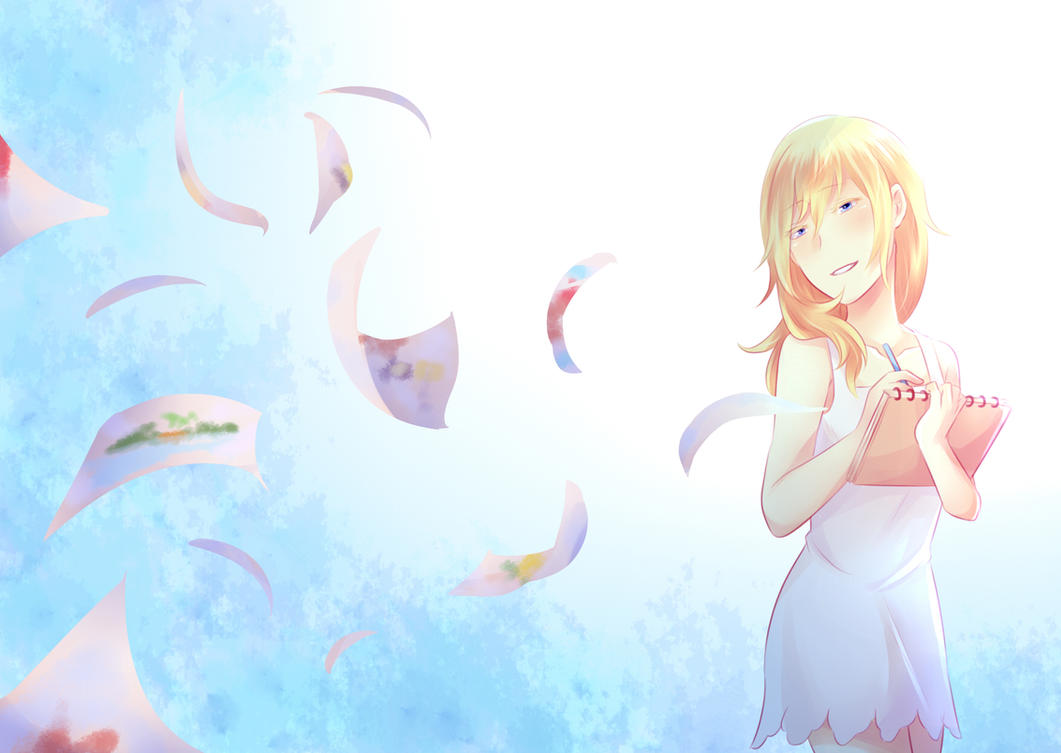 Namine by KatarinaNoNeko