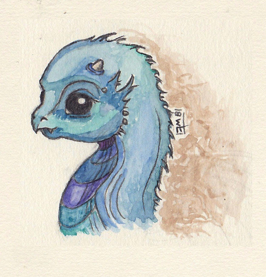 Baby Saphira From Eragon Images & Pictures - Becuo