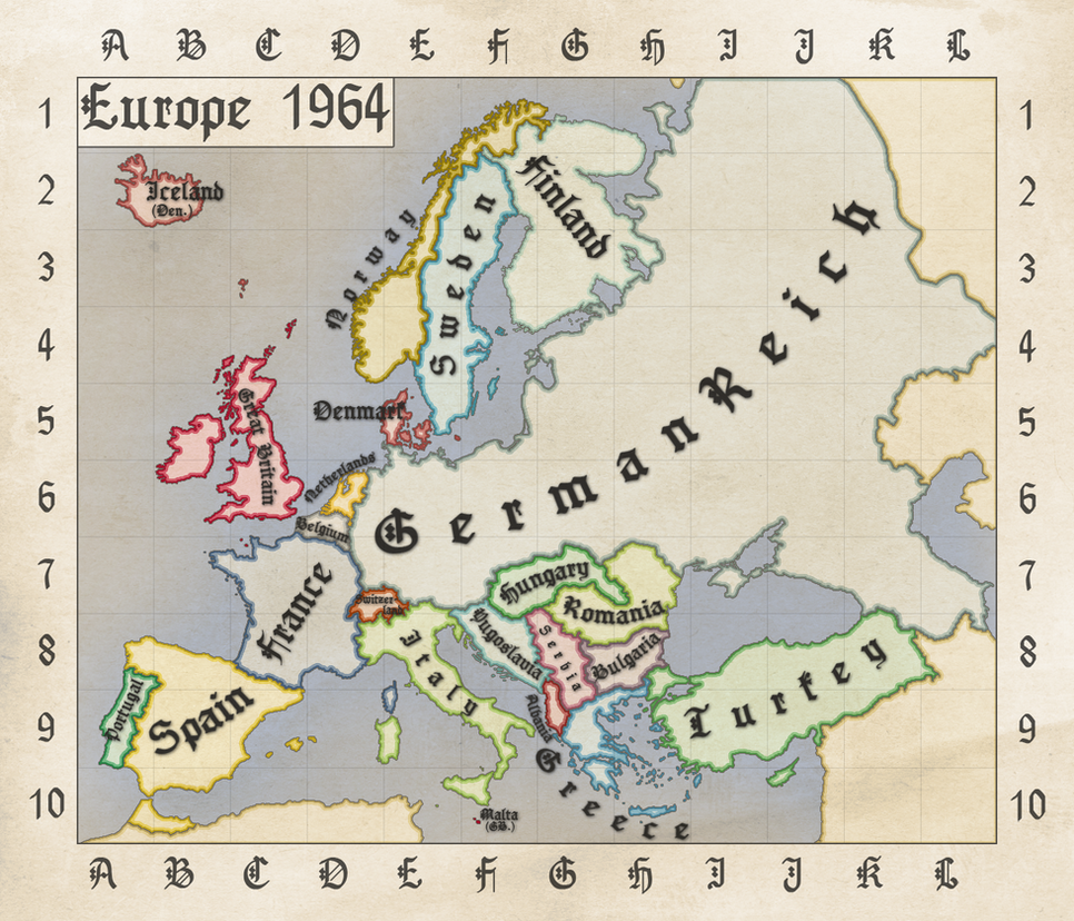Fatherland - Europe 1964 by Kristo1594