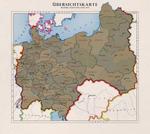 Bezirke Deutschlands 1956