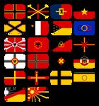 German Flag Proposals 1948