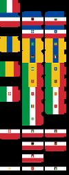 EU4 Italy by Kristo1594