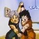 Teen Trunks and Teen Goten by Thanos6