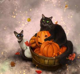 Happy Halloween by ViaEstelar