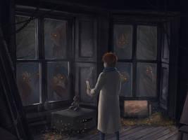 Knock-Knock? by ViaEstelar