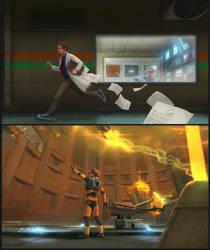Black Mesa Incident 1