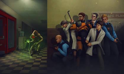 Black Mesa Incident 4