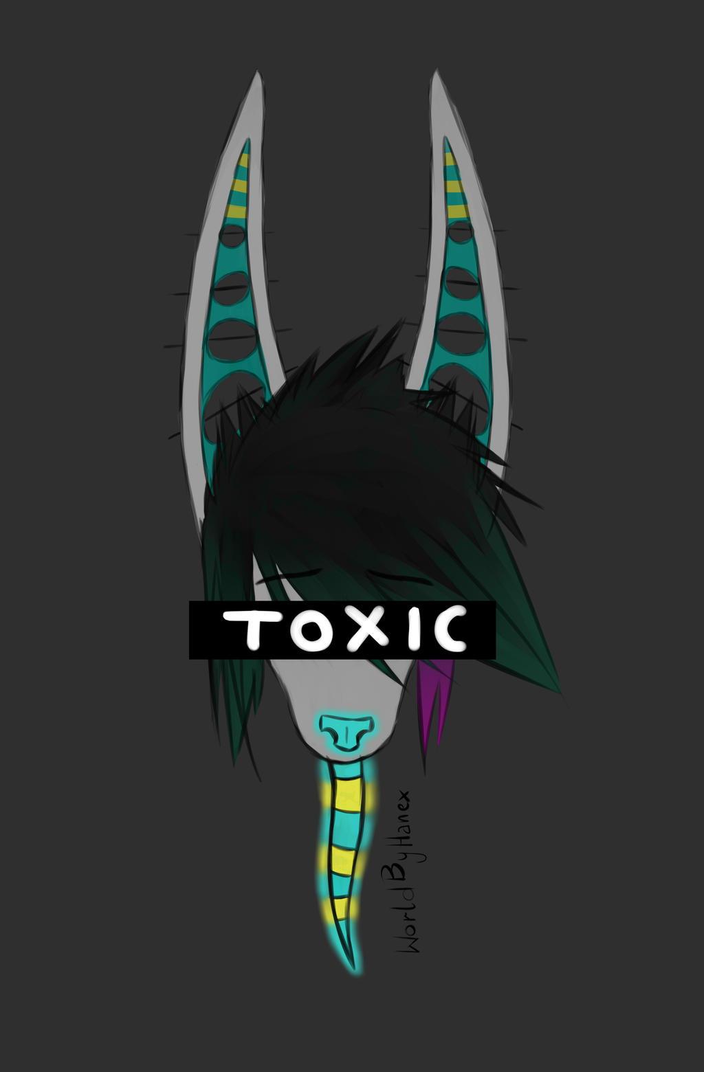 TOXIC by fl0werprince