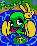 Artfight Frogster