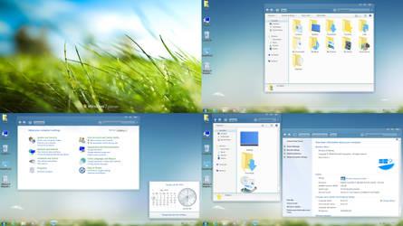 Windows 9 Iconpack Installer